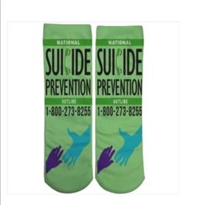 Other - SUICIDE PREVENTION SOCKS